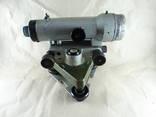 инструкция к нивелиру оптическому нв-1 1967г ссср