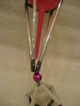 Воздушный шар стеклярус, фото №5