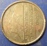 5 центів Нідерланди 1982, фото №2