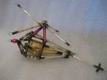 Вертолет стеклярус, фото №2