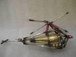 Вертолет стеклярус, фото №4