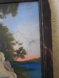 Картина на стекле, фото №6