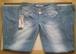 MODI & MODA женские джинсы клёш MADE IN ITALY