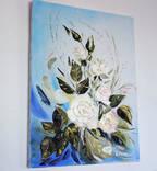 Білі троянди