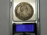 1 рубль 1720 год Петр I photo 4