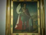 Икона Дмитрий Солунский в киоте photo 3