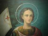 Икона Дмитрий Солунский в киоте photo 4