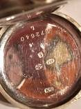 Часы антикварные, серебро. photo 4