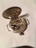 Часы антикварные, серебро. photo 6