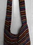 Авторская молодежная сумка-торба photo 3