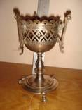 Настольная лампада, изготовленная поставщиком Императорского двора, фото №3
