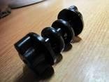 Крепежный винт катушки 8 мм с гайкой и уплотнительными резинками