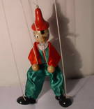 Кукла Пинокио марионетка, фото №3