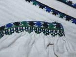 196 Старовинна сорочка вишиванка, фото №5