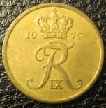 5 оре Данія 1972, фото №2