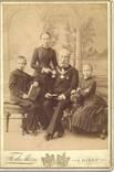 Киев Дореволюционное фото - чиновник с семьей photo 1