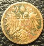 2 гелери Австро-Угорщина 1911, фото №3