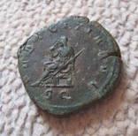 Геренния Этрусцилла 249-251 г.г. н.э. сестерций Рим photo 2