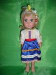 Кукла Паричковая. Высота 28см. photo 2
