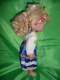 Кукла Паричковая. Высота 28см. photo 3