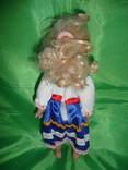 Кукла Паричковая. Высота 28см. photo 4