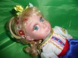 Кукла Паричковая. Высота 28см. photo 5