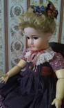 Антикварная кукла armand marseille 65 см photo 4
