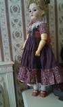 Антикварная кукла armand marseille 65 см photo 5