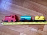 Детская железная дорога, колея 16,5 мм, игрушка, 1992 г. photo 5