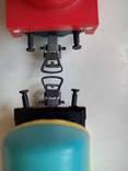 Детская железная дорога, колея 16,5 мм, игрушка, 1992 г. photo 8