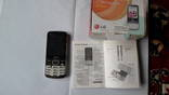 Телефон LG-S367 на 2 сім карти photo 2