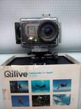 """Камера про спорт"""" Qilive -Q2755"""" HD 1080p photo 2"""