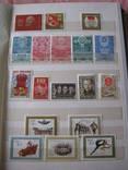 2 альбома чистых марок хронология '71-'77 гг. СССР photo 3