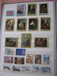 2 альбома чистых марок хронология '71-'77 гг. СССР photo 6