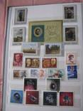 2 альбома чистых марок хронология '71-'77 гг. СССР photo 8