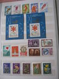 2 альбома чистых марок хронология '71-'77 гг. СССР photo 9