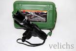 Фонарик аккумуляторный POLICE BL-T8626 99000 W с универсальным креплением photo 4
