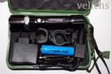 Фонарик аккумуляторный POLICE BL-T8626 99000 W с универсальным креплением photo 5