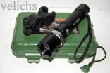 Фонарик аккумуляторный POLICE BL-T8626 99000 W с универсальным креплением photo 6