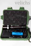 Фонарик аккумуляторный POLICE BL-T8626 99000 W с универсальным креплением photo 10