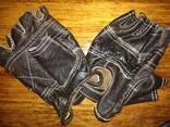 Перчатки без пальцев photo 2