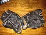 Перчатки без пальцев photo 3