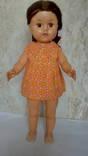 Кукла паричковая СССР 55 см. photo 1