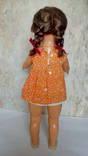 Кукла паричковая СССР 55 см. photo 2