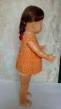 Кукла паричковая СССР 55 см. photo 3