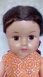 Кукла паричковая СССР 55 см. photo 5