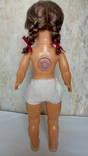 Кукла паричковая СССР 55 см. photo 10