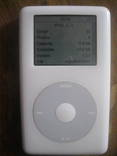 MP3-плеєр Apple iPod photo 3
