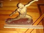 Агитационная Скульптура «Гимнаст» 1930-е г.,