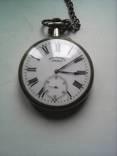 Часы карманные Докса с цепочкой